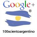 100%Argentino en Google+