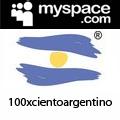 100 X Ciento Argentino en My Space
